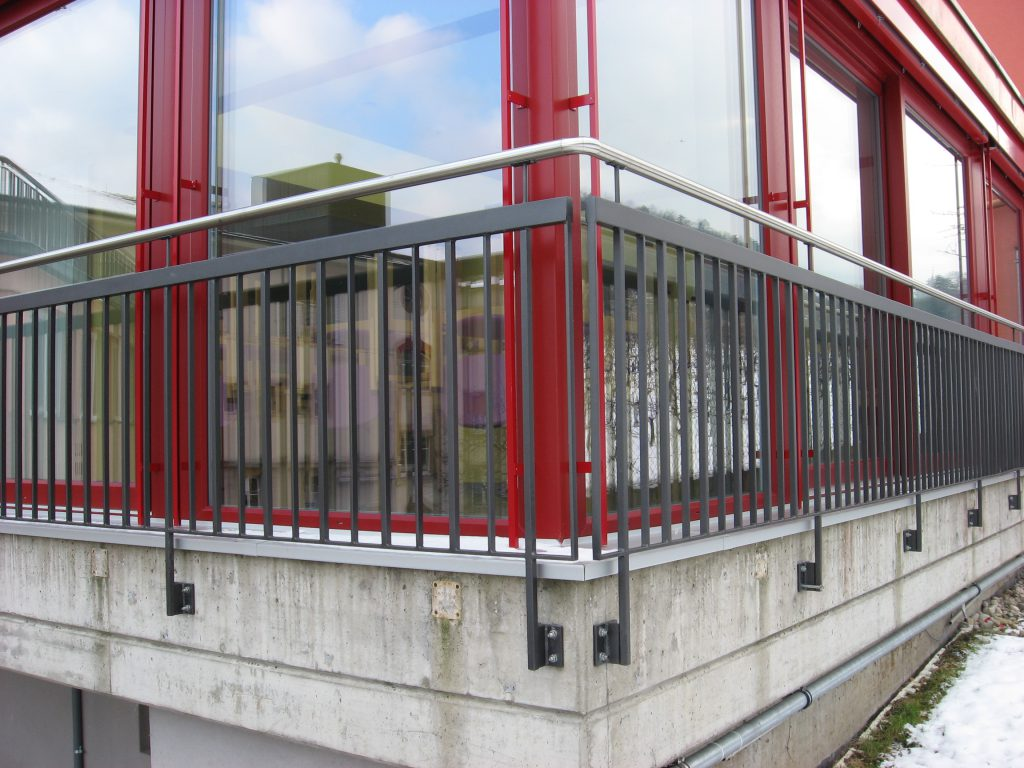 exemple barriere terrasse