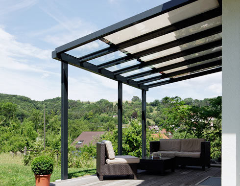 exemple couverture terrasse