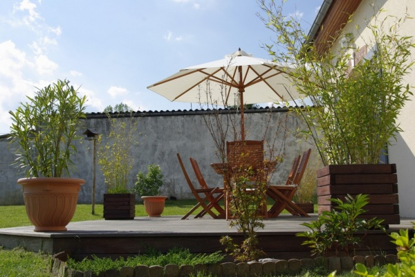 Idee amenagement terrasse ma terrasse - Idee decoration noel exterieur ...