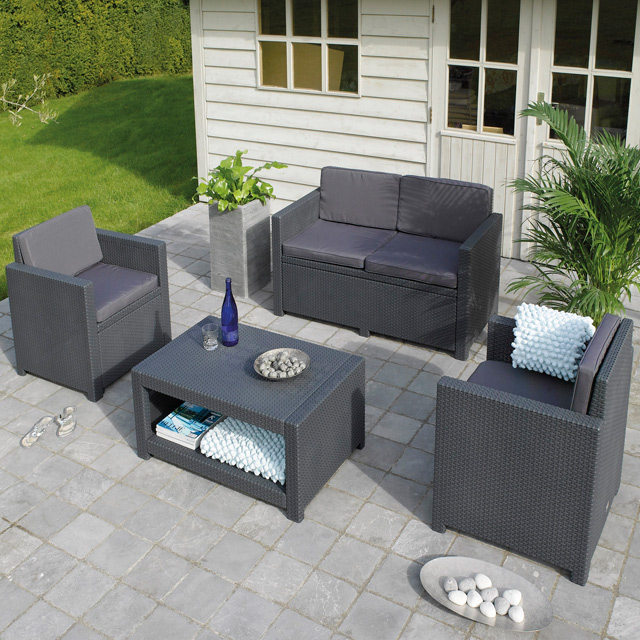mobilier de terrasse ma terrasse. Black Bedroom Furniture Sets. Home Design Ideas