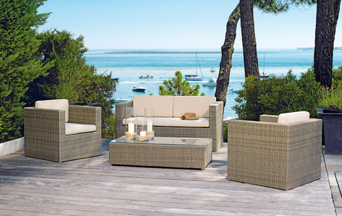 photo mobilier terrasse