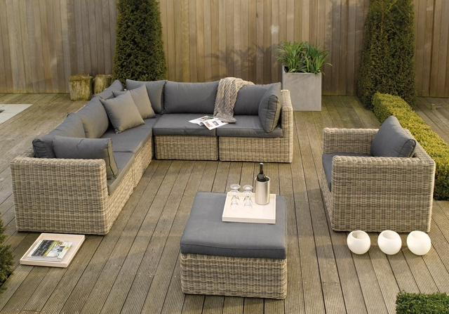 image mobilier terrasse