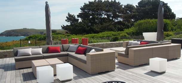 photographie mobilier terrasse