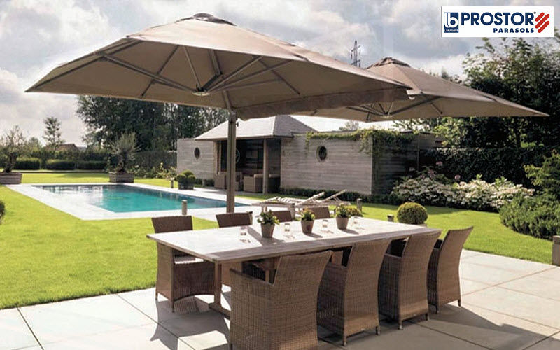visualiser parasol terrasse