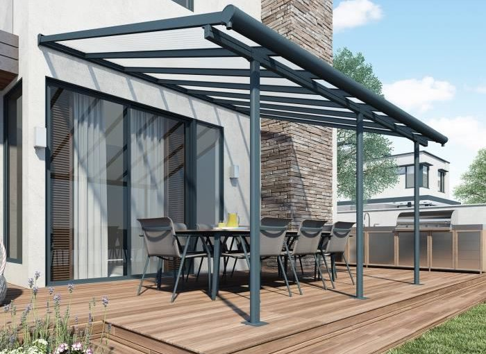 illustration pergola terrasse
