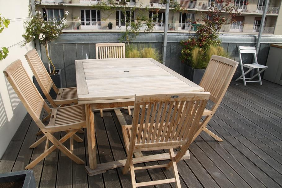 photo table terrasse