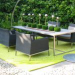 illustration tapis exterieur terrasse