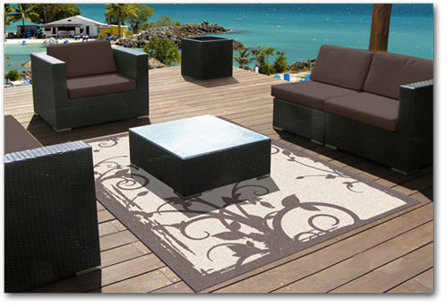 tapis exterieur terrasse finest good tapis d accueil sur mesure tapis exterieur terrasse. Black Bedroom Furniture Sets. Home Design Ideas