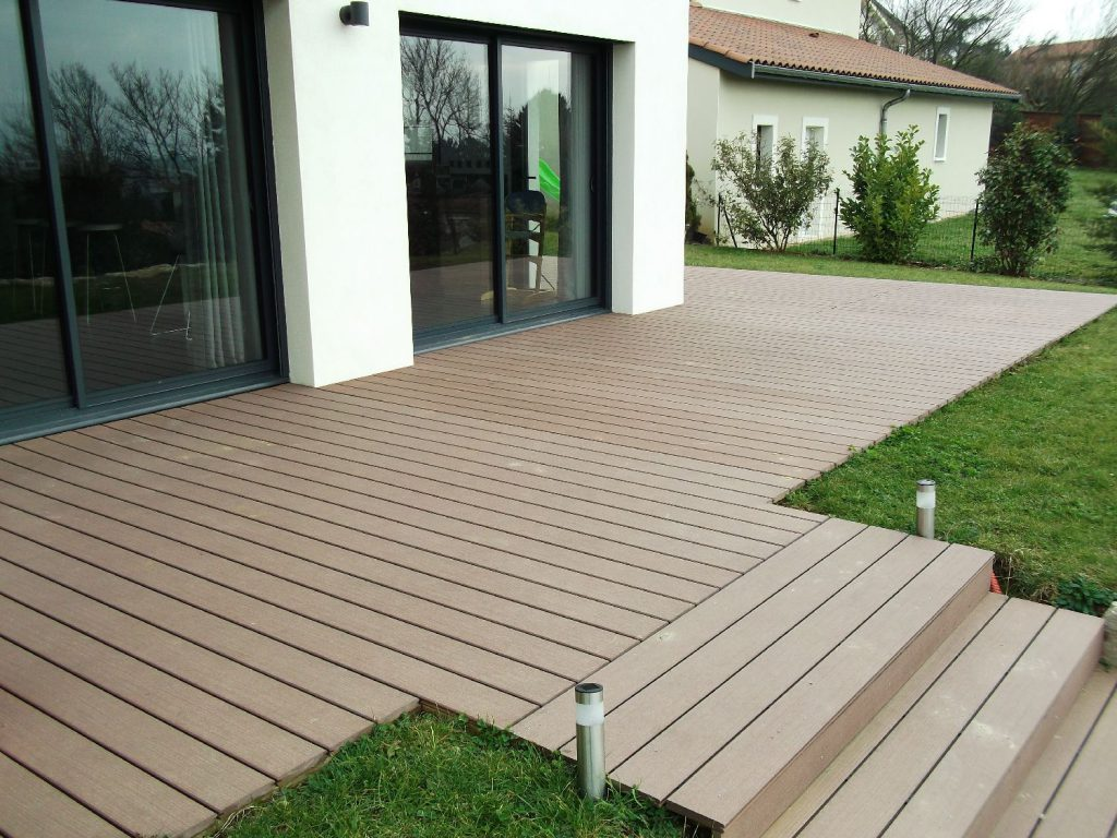 visualiser terrasse bois