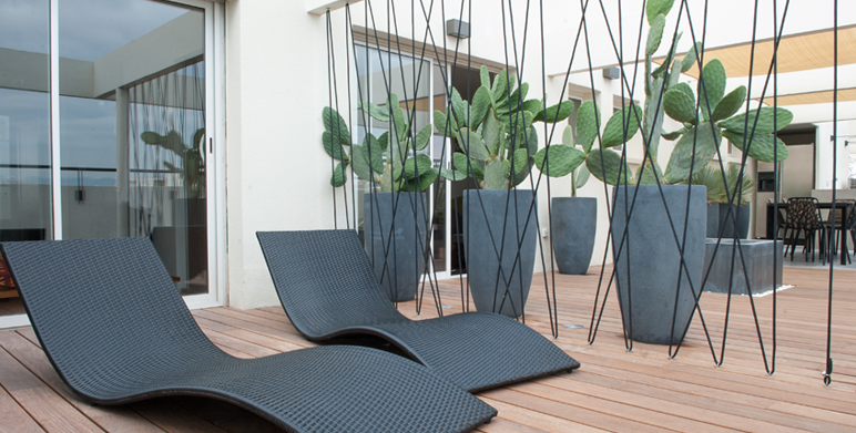 Idee Terrasse Contemporaine Maison Design
