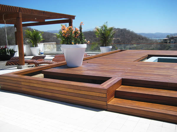 terrasse bois cumaru ou ipe diverses id es de conception de patio en bois pour. Black Bedroom Furniture Sets. Home Design Ideas