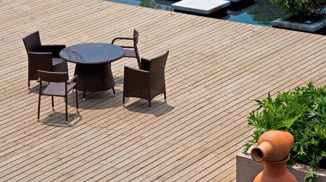 visualiser terrasse en bois
