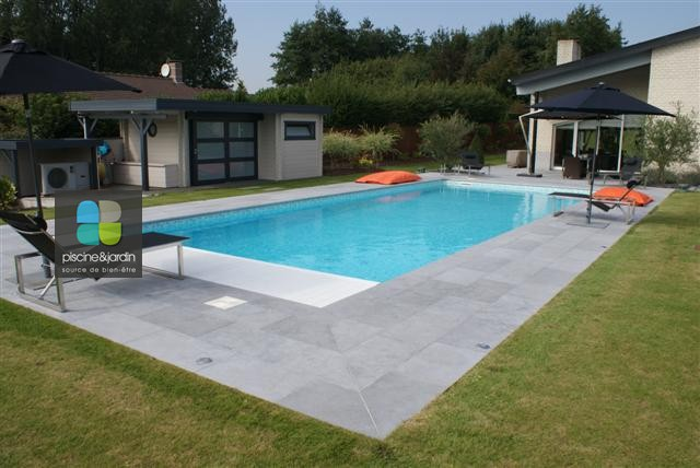 Photo terrasse piscine terrasse composite piscine for Piscine pour terrasse