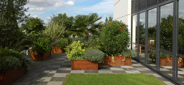 Terrasses et jardins ma terrasse - Amenagement terrasse et jardin photo ...
